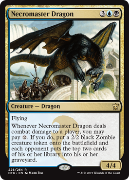 Necromaster Dragon