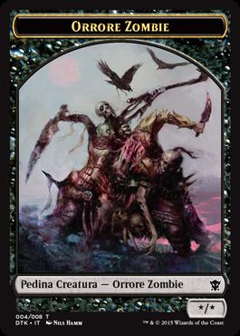 Orrore Zombie / Zombie Horror