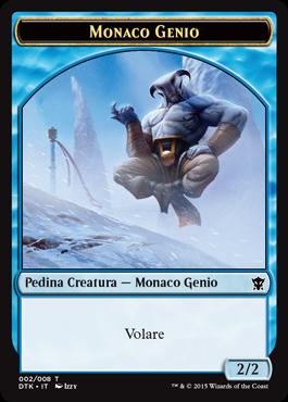 Monaco Genio / Djinn Monk