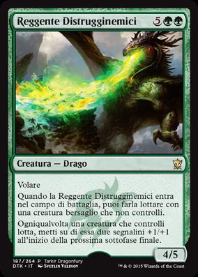 Reggente Distrugginemici / Foe-Razer Regent