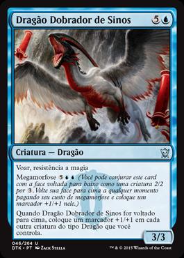 Dragão Dobrador de Sinos