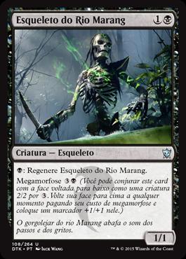 Esqueleto do Rio Marang