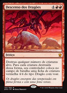 Descenso dos Dragões