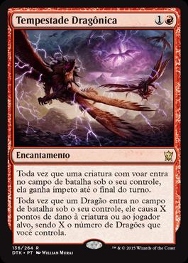 Tempestade Dragônica