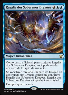 Regalia dos Soberanos Dragões