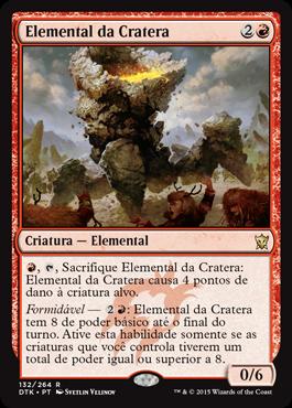 Elemental da Cratera