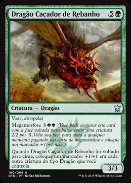 Dragão Caçador de Rebanho