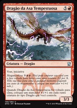 Dragão da Asa Tempestuosa