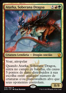 Atarka, Soberana Dragoa