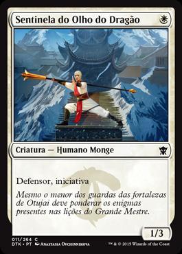 Sentinela do Olho do Dragão