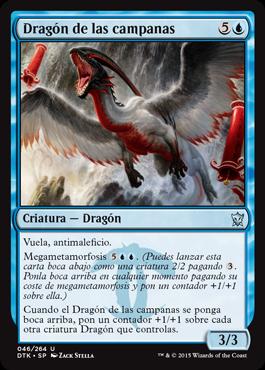 Dragón de las campanas