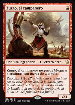Zurgo, el campanero