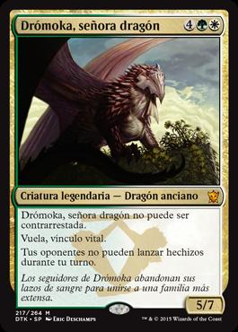 Drómoka, señora dragón