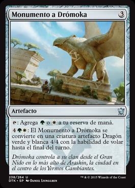 Monumento a Drómoka
