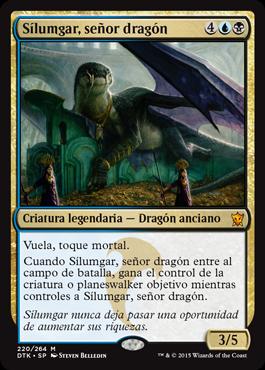 Sílumgar, señor dragón