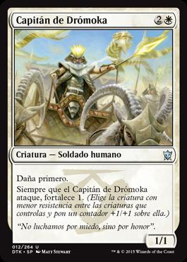 Capitán de Drómoka