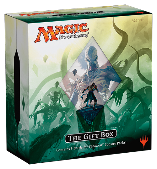 Announcing the 2015 Gift Box | MAGIC: THE GATHERING