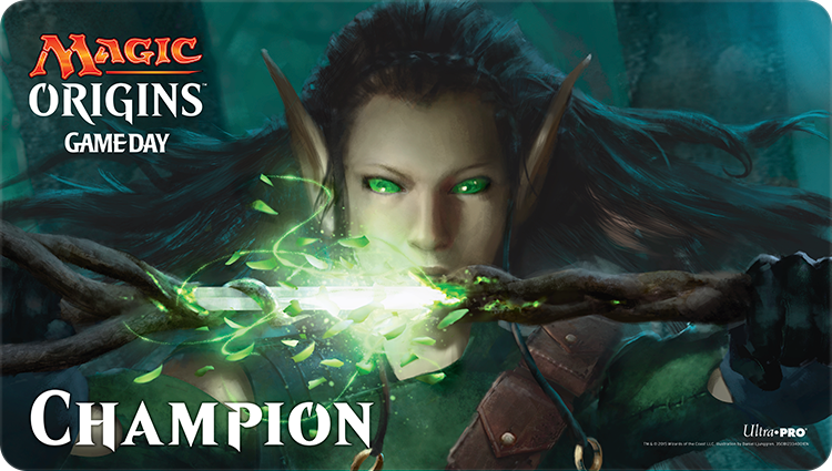 Game Day Champion Playmat