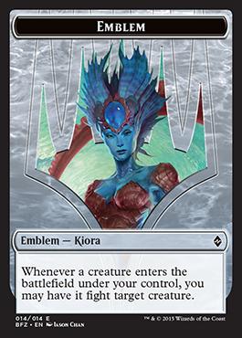 Emblem - Kiora
