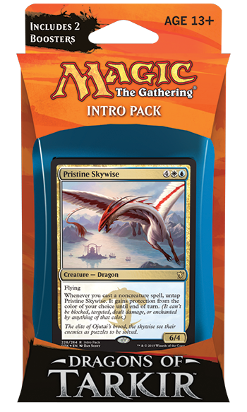 [MTG] Dragons of Tarkir Intro packs EN_0r51d0u0sa_1n7ro_2