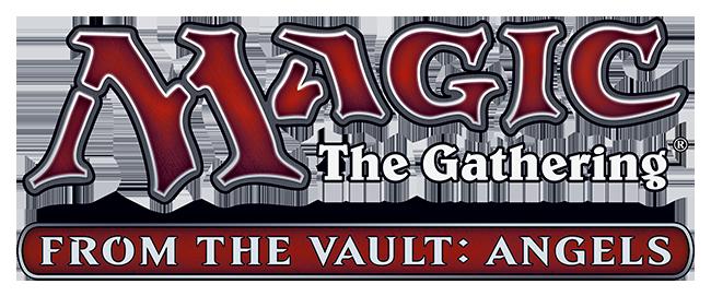 [From the Vault] : Angels. MTGV15_Logo_Aracana