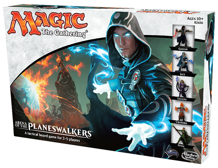Arena of the Planeswalkers | MAGIC: THE GATHERING Planeswalker Arena Board Game