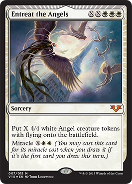 天使への願い