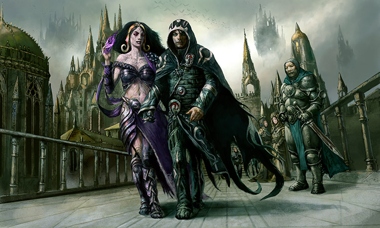 Catching up magic the gathering - Innistrad wallpaper ...