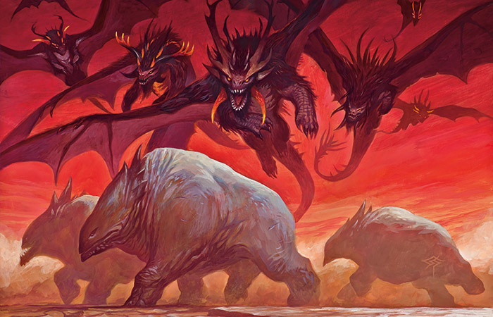 Dragons of Tarkir Launch Party Header