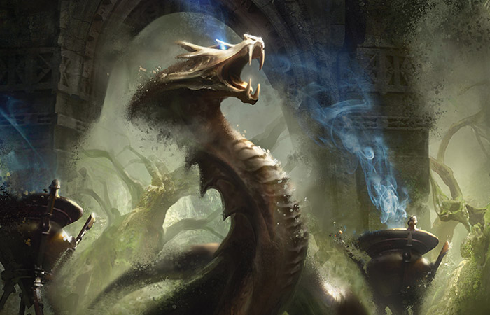 The Pecking Order Of Dragons Of Tarkir Magic The