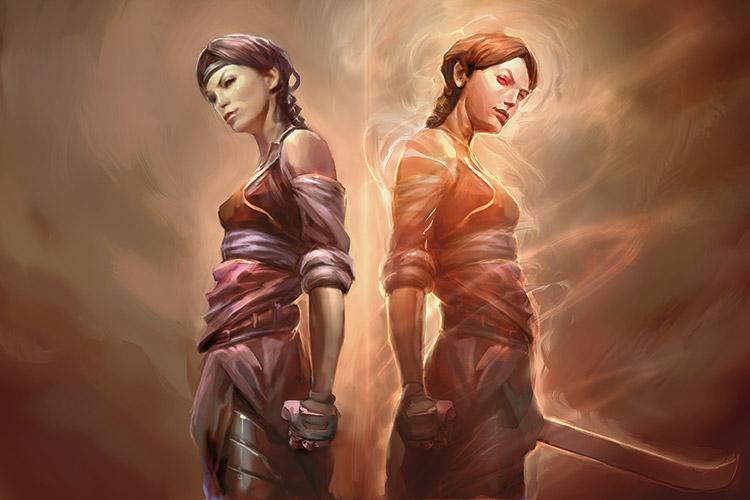 mirror Creazione di un doppio speculare sul Piano degli Specchi - autore ignoto media.wizards.com (2015) © dell'autore