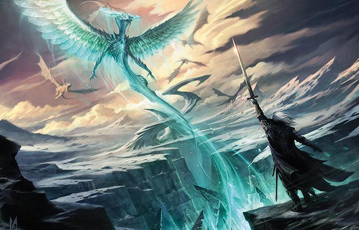 Fantasy Life Dragon Shard
