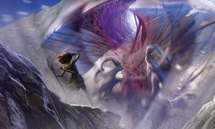 Updated - Did Wizards hint at Emrakul or Marit Lage on ...