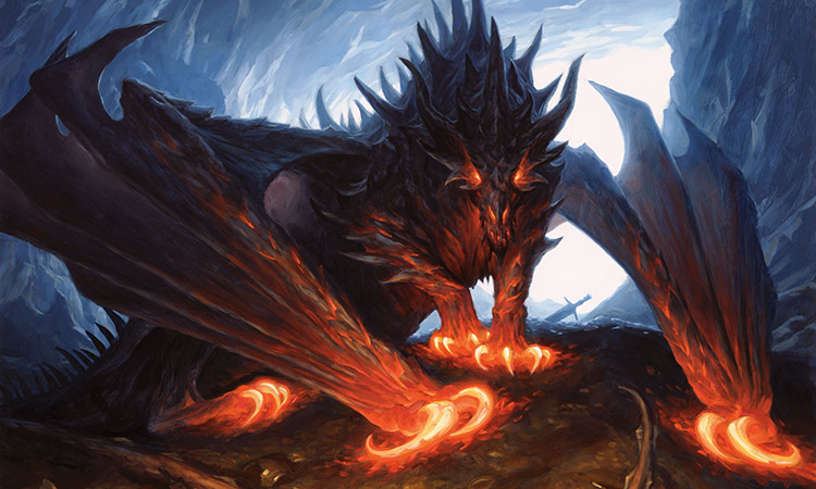 Mtg Dragons