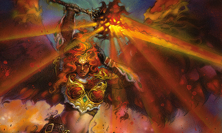 Into Fray >> The New Art of FTV: Angels | MAGIC: THE GATHERING