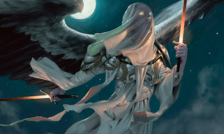 The New Art of FTV: Angels | MAGIC: THE GATHERING