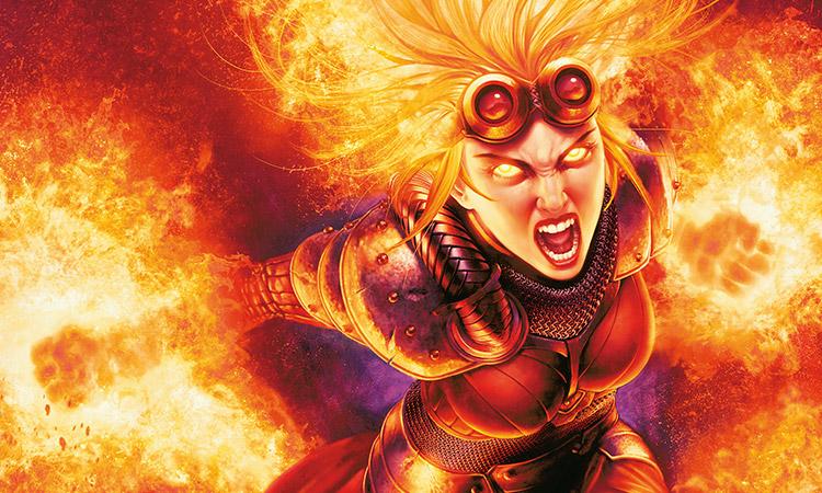 ]Chandra Ablaze