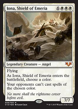 エメリアの盾、イオナ