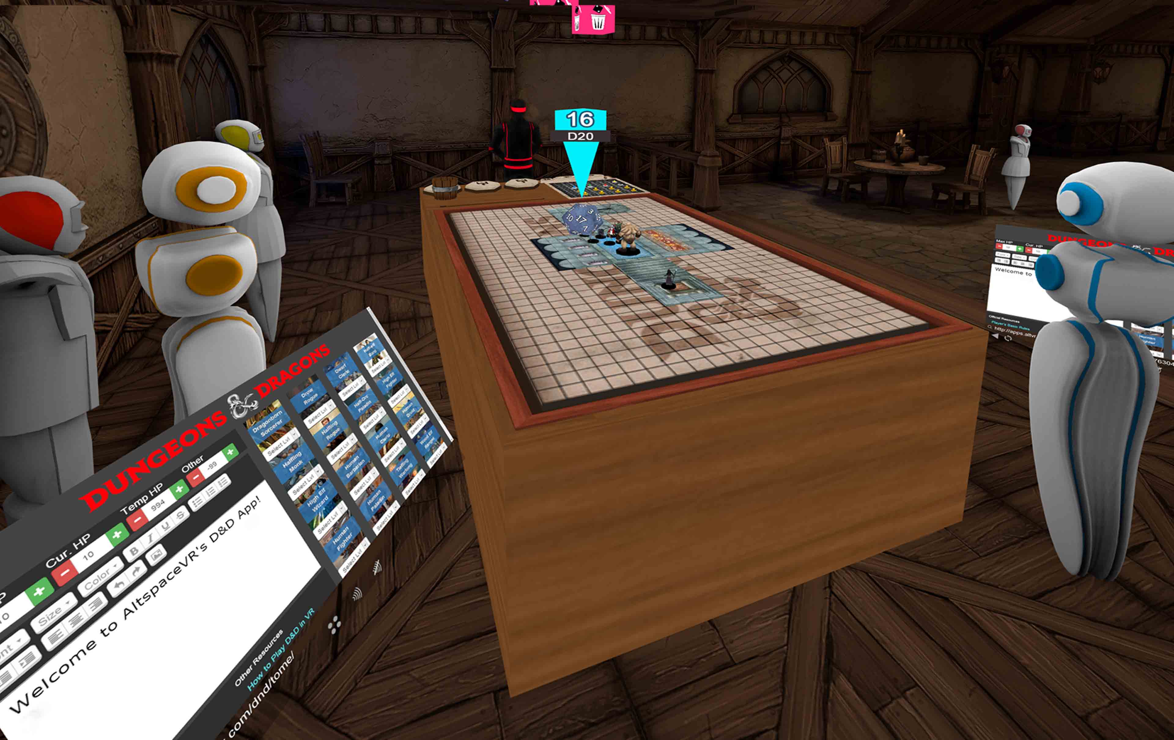 D Amp D Now Available In Virtual Reality Dungeons Amp Dragons