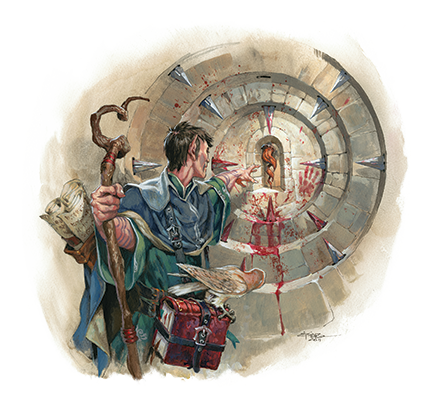The Rules Of Spellcasting Dungeons Dragons
