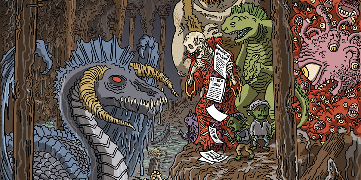 Black Dragon | Dungeons & Dragons