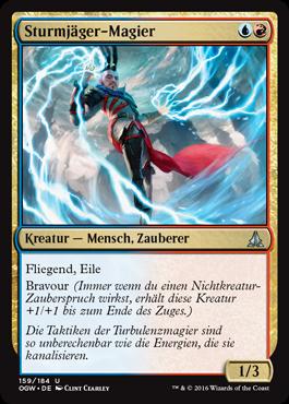 Sturmjäger-Magier