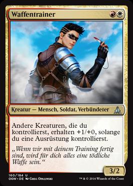 Waffentrainer