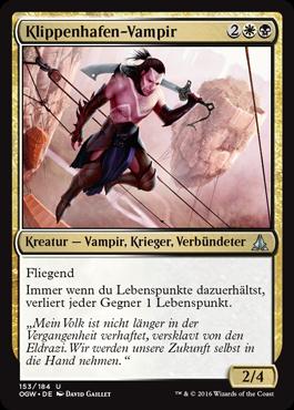 Klippenhafen-Vampir