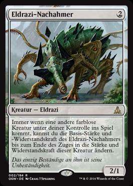 Eldrazi-Nachahmer