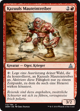 Kazuuls Mauteintreiber