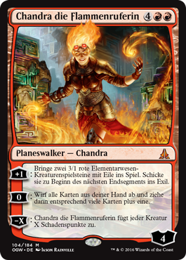 Chandra die Flammenruferin