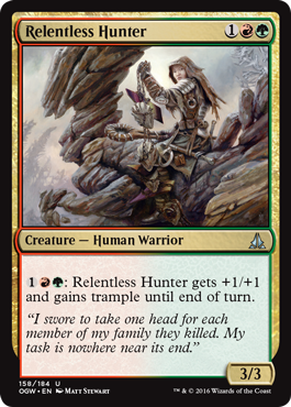 Relentless Hunter