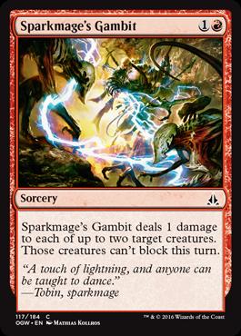 Sparkmage�s Gambit