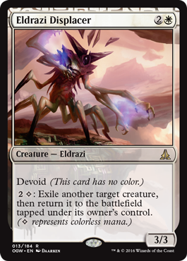Eldrazi Displacer